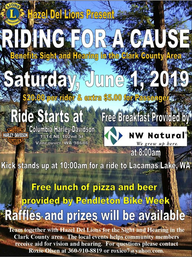 Lions Ride 2019